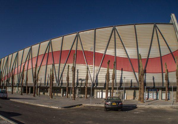 פרויקט אצטדיון טרנר – חוץ