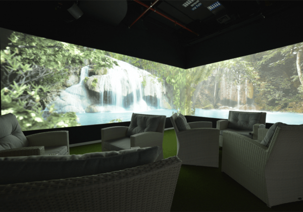 INTEL – RELAXATION ZONE