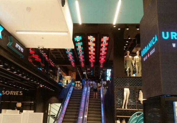 רשת אופנה אורבניקה – סניף אילת