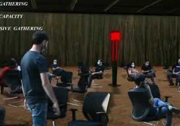 מערכת ספירת קהל